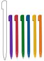 bigben Nintendo 3DS Rainbow - Stylus Set - für Nintendo DS™Lite / DSi™ / DSi™XL / 3DS™ - 6 Stück