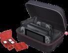 bigben Deluxe Case NNS60 - Custodia Deluxe - Per Nintendo Switch - Nero