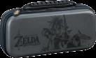 bigben Deluxe Travel Case Zelda NNS44 - Grau