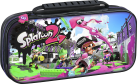 bigben Deluxe Travel Case Splatoon 2 - Schwarz