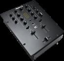 Numark M2 - DJ Mischpult - 2-Kanal - Schwarz