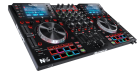 Numark NV II - DJ Controller - Dual-Display - Nero