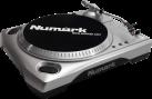 Numark TTUSB - Turntable avec interface audio USB - 33,33/45 tours - Argent