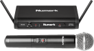 Numark WS100 - Diversity Drahtlos Mikrofonsystem - 15V/800mA - Schwarz