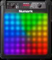 Numark Sing Master - Karaoke Lautsprecher-System - 50 W - Schwarz
