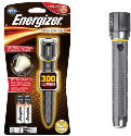 Energizer Vision HD Metal - Lampada tascabile - Luce LED - Argento