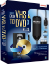 Roxio Easy VHS to DVD 3 Plus, PC, multilingual