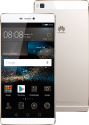 HUAWEI P8 - Android Smartphone - 16 GB Speicher - Weiss / Gold
