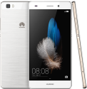 HUAWEI P8 lite - Android Smartphone - 4G - Weiss