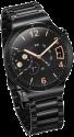 HUAWEI Watch Active, Edelstahl-Gliederarmband, schwarz