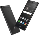 HUAWEI P9 lite - Android Smartphone - 5.2 Full HD-Display - Schwarz