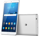 HUAWEI MediaPad M3 WiFi - Tablet - 32 GB - Silber