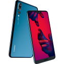 HUAWEI P20 Pro - Smartphone Android - 128 Go - Double SIM - Bleu