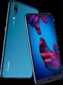 HUAWEI P20 - Téléphone intelligent Android - Mémoire 128 Go - Double-SIM - Bleu
