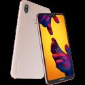 HUAWEI P20 lite - Téléphone intelligent Android - Mémoire 64 Go - Double SIM - Rose