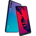 HUAWEI P20 Pro - Smartphone Android - 128 Go - Double SIM - Violet