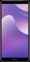Huawei Y7 2018 - Téléphone intelligent Android - Mémoire 16 Go - Double-SIM - Noir