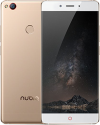 Nubia Z11 - Android Smartphone - 64 GB - Weiss/Gold