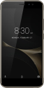 Nubia N1 lite - Android Smartphone - 16 GB - Noir/Or