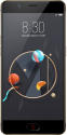 nubia M2 - Android Smartphone - 64 GB - Schwarz/Gold