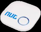 nut Keyfinder & GPS, blanc