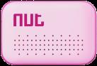 nut Mini Keyfinder, pink
