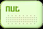 nut Mini Keyfinder, vert