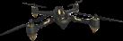 Hubsan WiFi X4 Air Pro - Drone - 1080P  - Schwarz