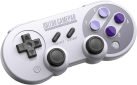 8Bitdo SN30 PRO - Bluetooth Gamepad - Per Nintendo Switch/Windows/Android/iOS - Grigio