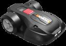 WORX Landroid WG798E - Rasenmäher Roboter - Wi-Fi - Schwarz
