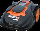 WORX Landroid WG757E - Rasenmäher Roboter - Wi-Fi - Schwarz
