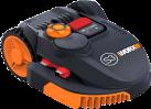 WORX Landroid WR102SI - Rasenmäher Roboter - Wi-Fi - Schwarz