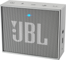 JBL GO - Lautsprecher - Bluetooth - Grau