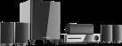 harman/kardon BDS 635/230-B2 - Home Theater System - Puissance 5x 50 watts - Noir