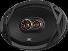 JBL CLUB 9630 - Haut-parleur triaxial 3 voies à encastrer - 240 W - Noir