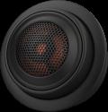 JBL CLUB 750T - Haut-parleur d'aigus pour auto - 135 W - Noir