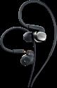 AKG N40  - In-Ear-Kopfhörer - Mit Mikrofon - Schwarz