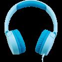 JBL JR300 - On-Ear-Kopfhörer - Speziell für Kinder entwickelt - Blau