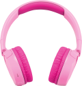 JBL JR300BT - On-Ear-Kopfhörer - Bluetooth - Safe Sound (<85 dB) - Pink
