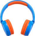 JBL JR300BT - On-Ear-Kopfhörer - Bluetooth - Safe Sound (<85 dB) - Blau