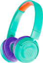 JBL JR300BT - On-Ear-Kopfhörer - Bluetooth - Safe Sound (<85 dB) - Türkis