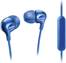 PHILIPS SHE3705BK/00 - Cuffie In-Ear - Microfono integrato - blu