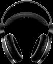 PHILIPS SHD8850/12 - Over-Ear Heimkino-Kopfhörer - Atmungsaktive Ohrpolster - Schwarz