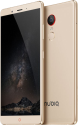 Nubia Z11 Max - Android Smartphone - 64 GB - Gold