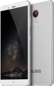 Nubia Z11 Max - Android Smartphone - 64 GB - Silber