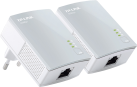 TP-LINK TL-PA4010 KIT - AV500-Powerline-Adapter KIT - 500 Mbit/s - Weiss
