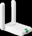 TP-LINK AC1200 Archer T4UH - adaptateur WLAN - 300 Mbit/s - noir / argent