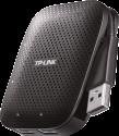 TP-LINK UH400 - 4-Port-USB-3.0-Hub - vitesse jusqu'à 5 Gbit/s - noir