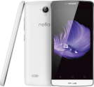 TP-LINK Neffos C5L - Smartphone - Dual-SIM - Weiss