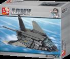 Sluban Bausteine Army Serie Bomber